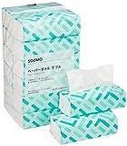 Amazonブランド SOLIMO ペーパータオル ダブル 400枚(200組) 12パック入