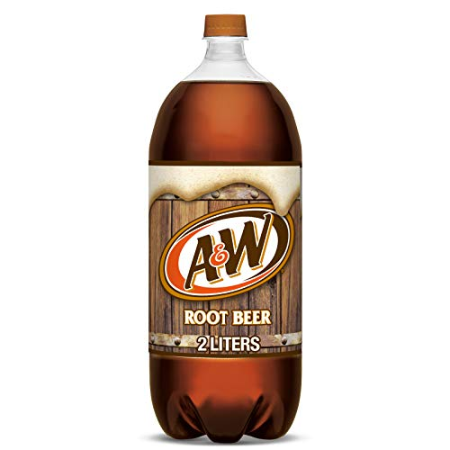 A&W Root Beer, 2 L bottle