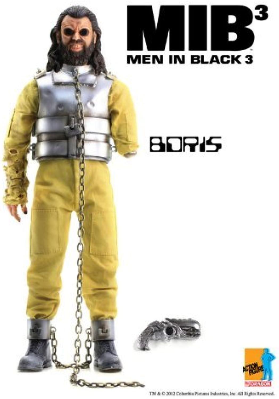 saludable Dragon Men Men Men in negro 3 Boris (1 6 Scale Acción Figuras) by Platts  ventas en linea
