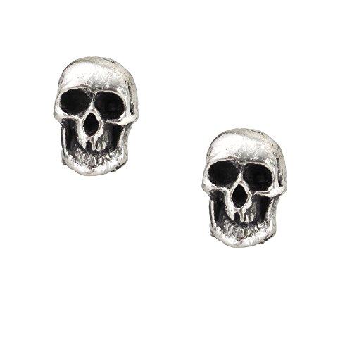 Alchemy Gothic Mort Paire de boucles d'oreilles