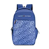 Tommy Hilfiger Abby 27 Ltrs Pacific Blue Laptop Backpack (TH/ABBYLAP20)