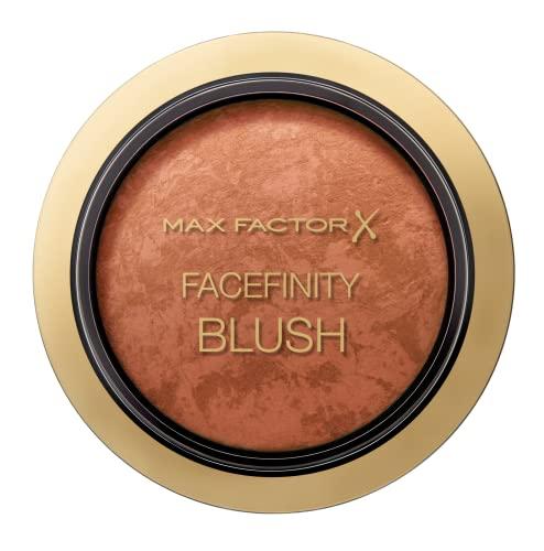 Max Factor Fard Viso Creme Puff Blush, Texture Multi-Tonale, Modulabile e...