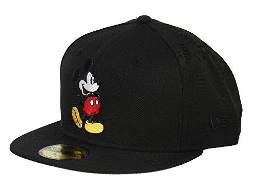 New Era Disney 59fifty Basecap Mickey Mouse Black - 7 1/8-57cm