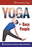 Yoga for Busy People [DVD]
