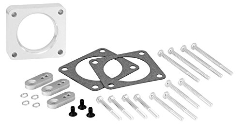 Spectre Performance 11261 Throttle Body Spacer Ford F150 Truck, Expedition, 4.6L 1997-2010