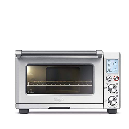 Sage BOV820BSS The Smart Oven Pro mit Element IQ, silberfarben