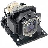 SUNLAPS DT01181 Lámpara de proyector Repuesto UHP 215W Bombilla con Carcasa para Hitachi iPJ-AW250N iPJ-AW250NM ED-A220NM ED-A220N CP-AW250NJ CP-A300NJ proyectores