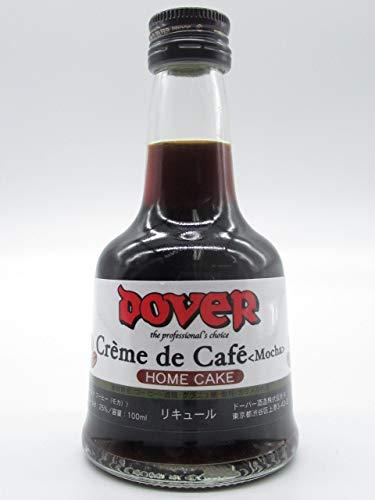 ドーバー酒造『クレーム ド コーヒー(モカ)』