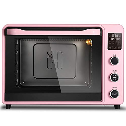 KAUTO Large-Capacity Smart Electric Oven, Multifunctional Old-Fashioned Countertop Microwave Oven Automatic 40L Convection Countertop Toaster Oven