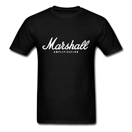 LLJY Men's The Marshall Tucker Band Logo T-Shirt M ColorName Short Sleeve