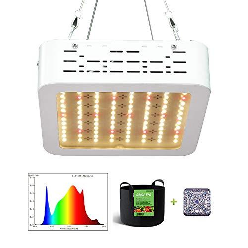 600W LED Grow Light Full Spectrum Plant Light for Indoor Plants Greenhouse...