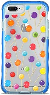 iOrigin Lollipops Bumper Case for apple iPhone 8 Plus/7 Plus, Multi Color