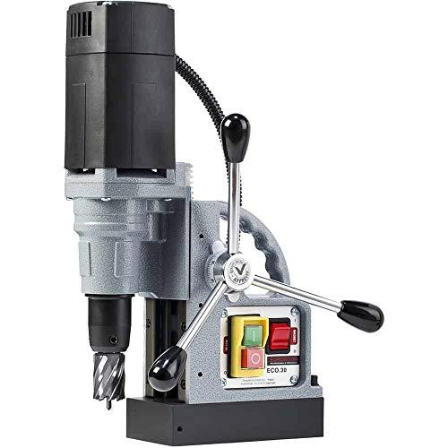 EUROBOOR Eco.30 Máquina de perforación magnética, 220-240 V, 950 W, 275 mm L x 190 mm A x 293-383 mm H