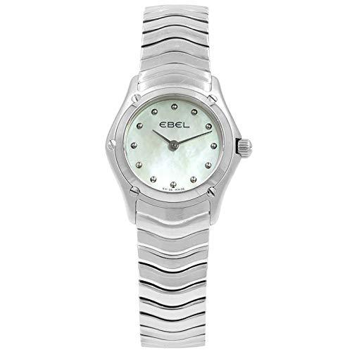 1215420 EBEL Classic SM Q Bracelet Steel