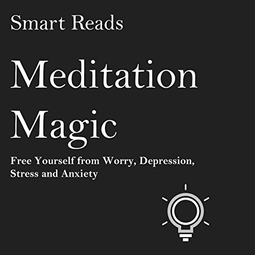 Meditation Magic audiobook cover art