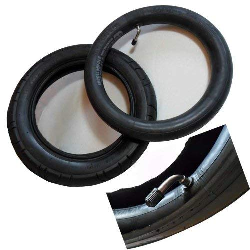 Reifen Mantel + Schlauch mit Winkelventil 10 Zoll 10 x 2 Norm 54-152