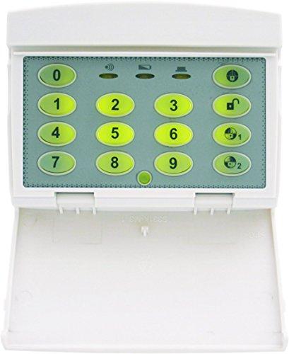 ELRO SA68C Funktastatur für das Sicherheits und Heimautomationssystem
