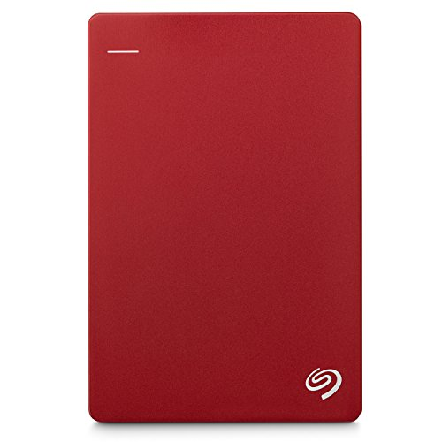 Seagate 1TB Backup Plus Slim USB 3.0 Portable 2.5 Inch External Hard Drive for PC and Mac with 2 Months...
