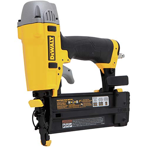 DEWALT Brad Nailer Kit, 18GA, 5/8-Inch to 2-Inch (DWFP12231) by Amazon.com. Compare B00AK4CY7S related items.
