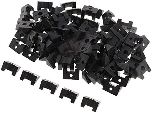 N-K 100 Bilderrahmen zum Aufhängen von Fotos Bilderrahmen Backboard Turn Button Dauerhaft