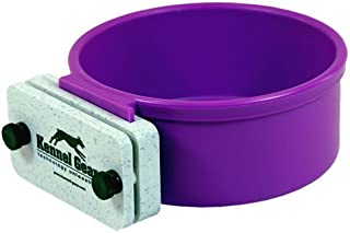 Kennel Gear Bowl with Locking System - Purple