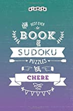 The Best Ever Book of Sudoku Puzzles for Chere