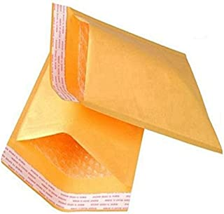 15 Pack #6 12.5 x 19 Inch Oknuu Packaging Supplies Kraft Bubble Mailers Self-Sealing Shipping Envelopes Plastic Mailing Bags 12.5