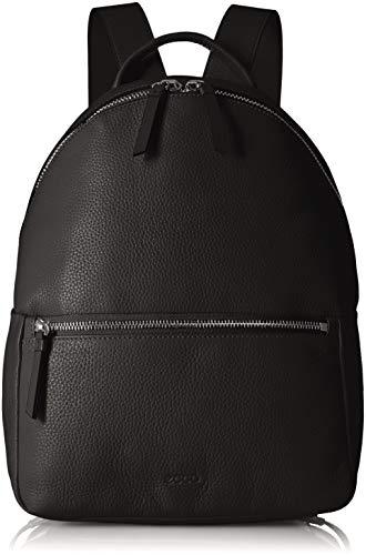 ECCO Damen SP 3 Backpack Rucksack, schwarz, Einheitsgröße