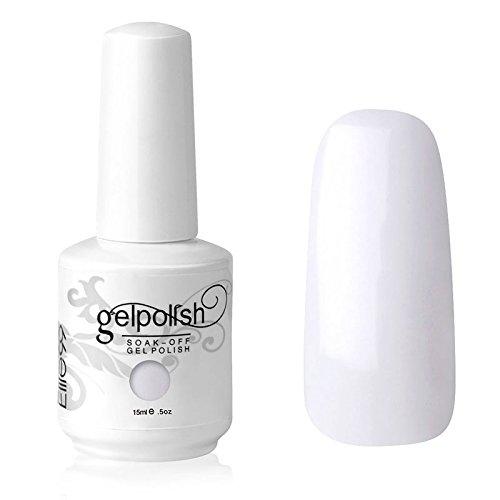 Elite99 Vernis A Ongle Gel Polish UV Nail Art Semi Permanent Manucure 15ml 1323