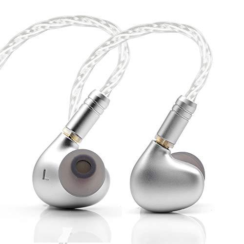 Linsoul TINHiFi T2 Plus - Monitor in-ear ad alte prestazioni per musicista audiofilo