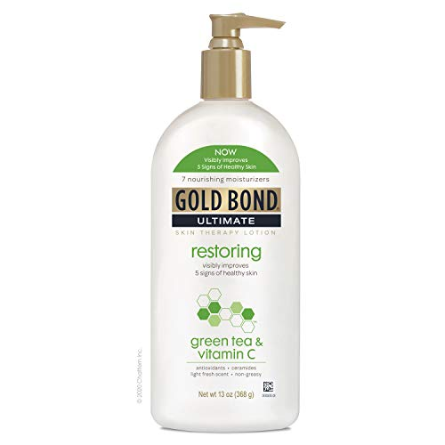Gold Bond Ultimate Restoring Green Tea & Vitamin C 13 oz