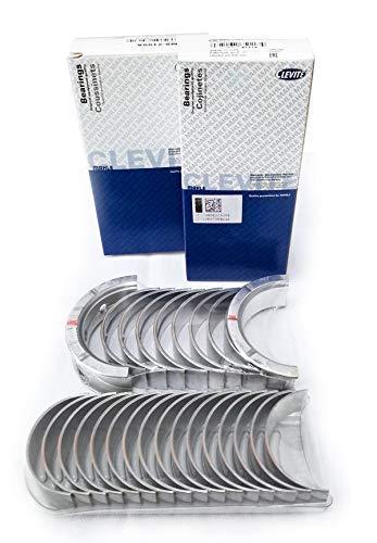 CLEVITE Rod & Main Bearings CB663A MS2199A Chevy 4.8L 5.3L 5.7L 6.0L 6.2L LS Series (.010)