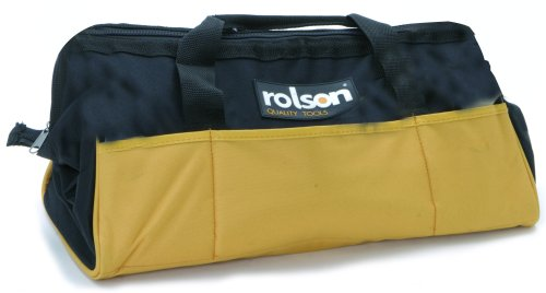 Rolson Tools 68283 - Bolsa de herramientas con 13 bolsillos