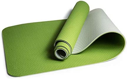 Q1 Quantity limited Yoga Seasonal Wrap Introduction Mat Eco-Friendly Non-Slip Fitne Exercise Double Color