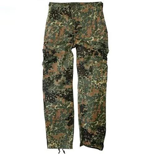 G8DS® BW Bundeswehr Hose TARNHOSE Feldhose Flecktarn in Größe L