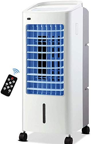 XPfj Enfriador de aire para la oficina en casa refrigeradores evaporativos ventilador refrigerador de aire hogar control remoto solo tipo frío refrigerador móvil pequeño aire acondicionado