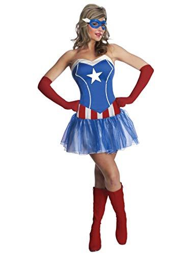 - Captain America Kostüme Design