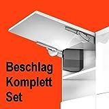 Grass Kinvaro T-71 Würth HETAL - Herraje para armario alto de cocina (con amortiguación)