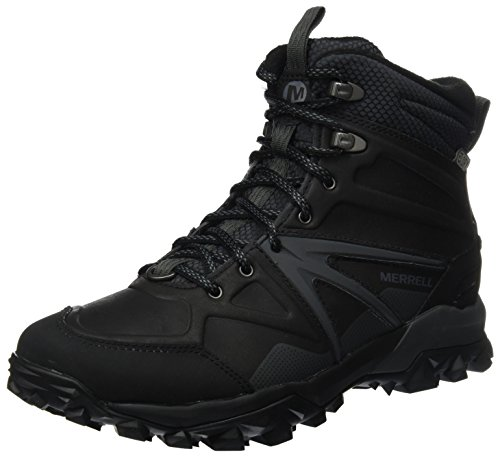 Merrell Capra Glacial Ice+ Mid Waterproof, Chaussures...