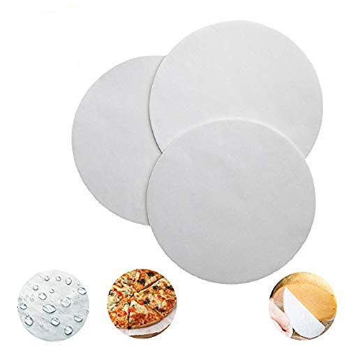 Circles Parchment Paper For Baking Parchment Paper Sheets For Air Fryer Liners Tortilla Press 10 Inch 100pcs Dutch Oven Liners Waxed Paper Cooking Paper Bamboo Steamer Round Cake Pan Or Tin Heat Press