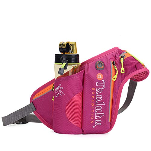 Taille-Tasche - Wasserkocher-Tasche - Outdoor-Reisen Wandern Messe Brusttasche - Handytasche - Laufsack - Rucksack-6._A