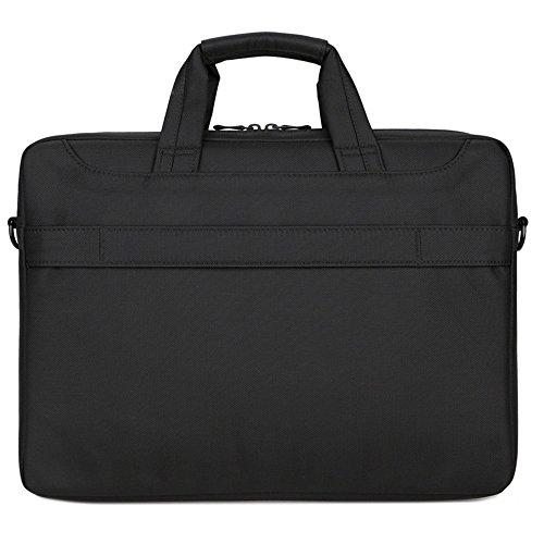 Dongyd Mannen Vrouwen Laptop Schoudertas Zakelijke Notebook PC Messenger Bag Werk Aktetas Sleeve Case Crossbody Bag voor Laptop Ultrabook Computer