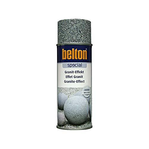 Unbekannt Kwasny Belton Special Lackspray Lack Spray Spraylack Granit-Effekt Obsidianschwarz 400 ml