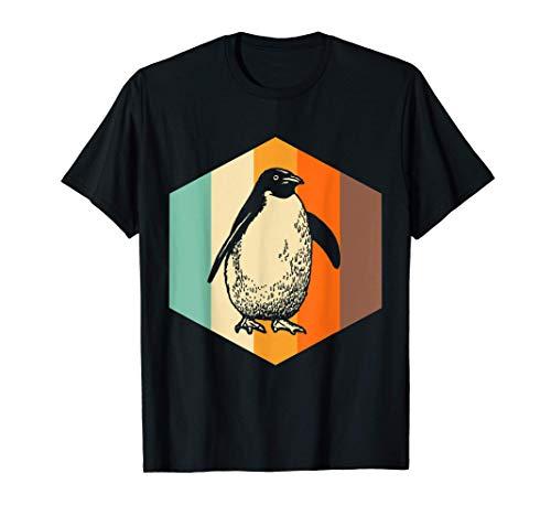 Penguin Retro Vintage Camiseta