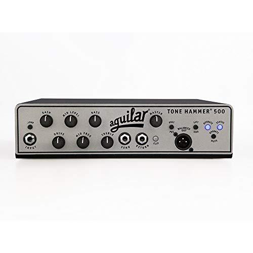 Aguilar Tone Hammer 500-Watt Bass Amplifier Head