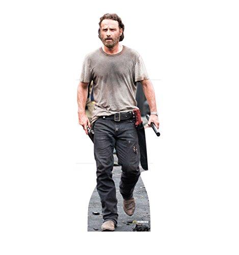 Advanced Graphics Rick Grimes Life Size Cardboard Cutout Standup - AMC's The Walking Dead