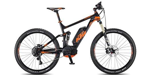 KTM MACINA Lycan 27,5x1 + 11 CX5 E-Bike - Schalthebel SRAM X1 RD 11 sp - Display-Nyon von Bosch mit GPS - Motor Bosch CX - Akku 500W 36V-13,9Ah