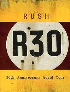 Rush - R30 - 30th Anniversary