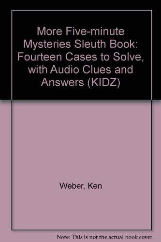 Kidz More 5 Min Myst Sleuth (KIDZ S.)の詳細を見る
