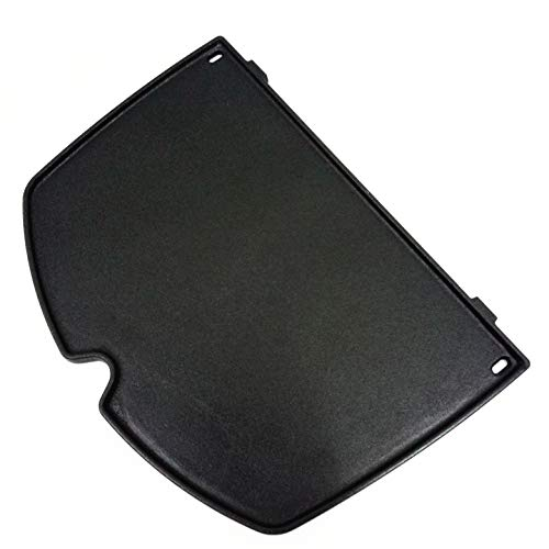 Grill Griddle Matte Cast-Iron for Weber Q200, Q2000 Series 1-Pack